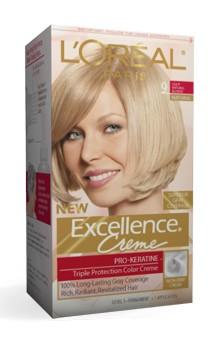 L'Oreal Excellence Blond Foarte Deschis