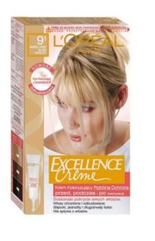 L'Oreal Excellence Blond Foarte Deschis Cenusiu