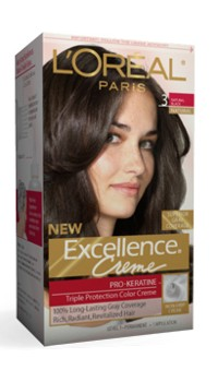 L'Oreal Excellence Saten Inchis