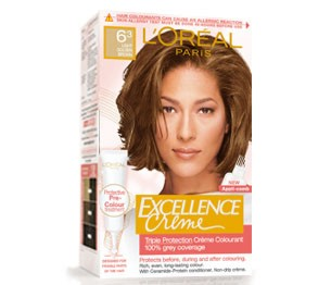 L'Oreal Excellence Blond Inchis Auriu