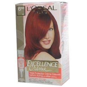 L'Oreal Excellence Rosu Intens