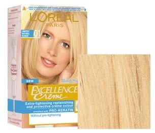 L'Oreal Excellence Blond Super Deschis Natural