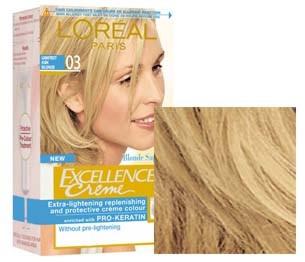 L'Oreal Excellence Blond Super Deschis Cenusiu