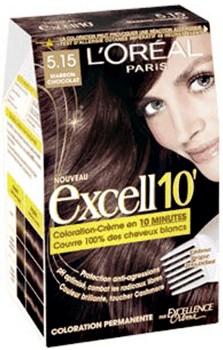 L'Oreal Excell 10 Castaniu Ciocolatiu