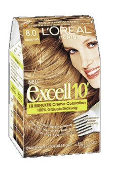 L'Oreal Excell 10 Blond Deschis