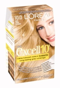 L'Oreal Excell 10 Blond Super Deschis