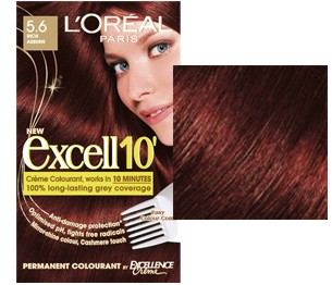 L'Oreal Excell 10 Auburn