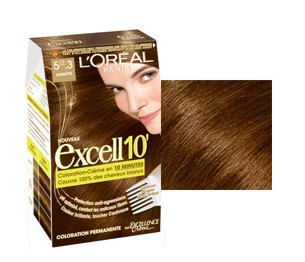L'Oreal Excell 10 Noisette