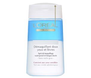 L'Oreal Dermo Expertise Demachiant Ochi si Buze Waterproof