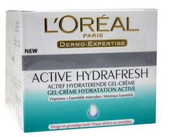 L'Oreal Dermo Expertise Hydrafresh ten sensibil