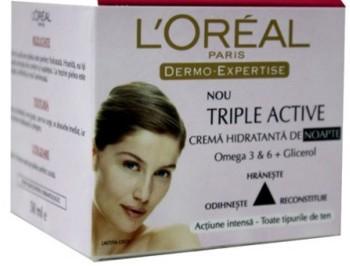 L'Oreal Dermo Expertise Expert Triple Active crema de noapte