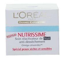 L'Oreal Dermo Expertise Expert Nutrissime crema de noapte
