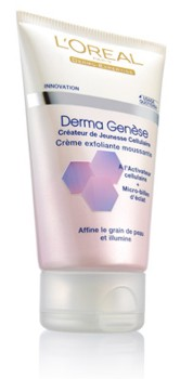 L`Oreal Dermo Expertise Derma Genese crema exfolianta