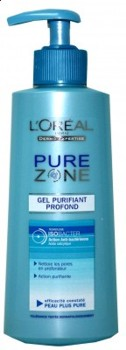 L`Oreal Dermo Expertise Pure Zone Gel purifiant