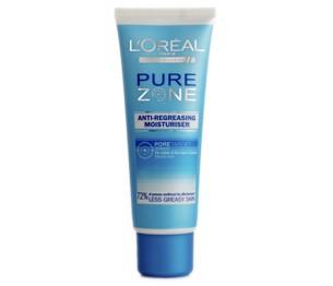 L`Oreal Dermo Expertise Pure Zone Sebum Control crema hidratanta