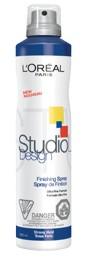 L'Oreal Studio Line Clasic Fix&Shine Fixare extra forte STOC 0