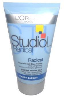 L'Oreal Studio Line Clasic Radical gel fixant STOC 0