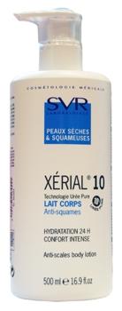 Xerial 10 Lapte de Corp 500 ml