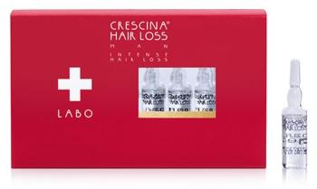 Crescina Hair Loss Cadere Severa Barbati 12 fiole