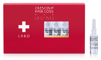 Crescina Hair Loss Cadere Severa Barbati 24 fiole
