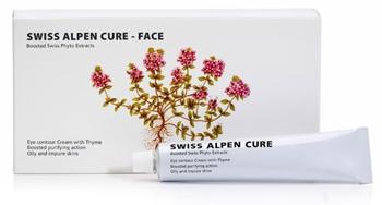 Labo Swiss Alpen Cure crema contur ochi cu extract de cimbrisor