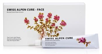 Labo Swiss Alpen Cure crema de zi cu extract de cimbrisor