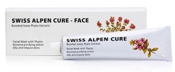 Labo Swiss Alpen Cure masca faciala cu extract de cimbrisor