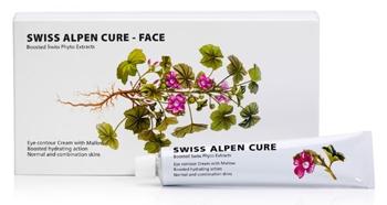 Labo Swiss Alpen Cure crema contur ochi cu extract de nalba