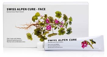Labo Swiss Alpen Cure crema de zi cu extract de nalba