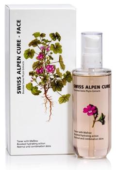 Labo Swiss Alpen Cure lotiune tonifianta cu extract de nalba