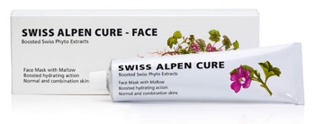 Labo Swiss Alpen Cure masca faciala cu extract de nalba