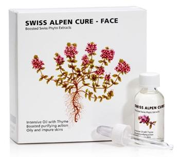 Labo Swiss Alpen Cure ulei intensiv cu extract de cimbrisor