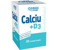 Calciu cu Vitamina D3 Ozone