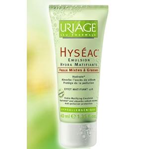 Uriage Hyseac emulsie matifianta