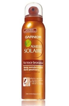Garnier Spray Autobronzant No Trace Bronzeur STOC 0