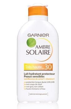 Ambre Solaire lapte IP 30