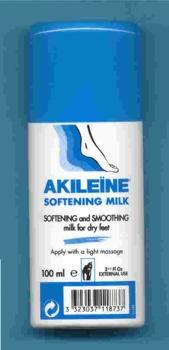 Asepta Akileine lapte bland