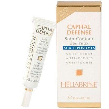 Heliabrine contur ochi