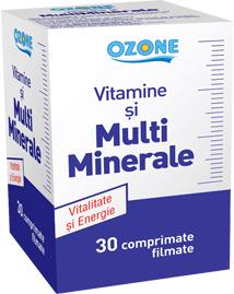 Vitamine si Multiminerale Ozone