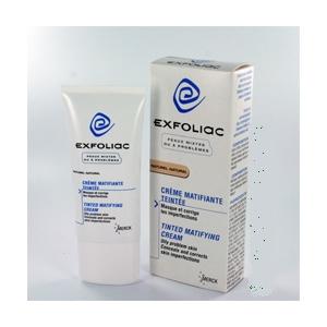 Exfoliac crema corectoare bej natural