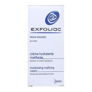 Exfoliac crema hidratanta matifianta