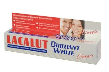 Lacalut Brilliant White Classic