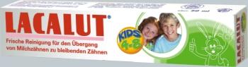 Lacalut Kinder Kids (4-8 ani) pasta de dinti