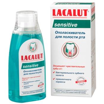 Lacalut Sensitive Apa de Gura