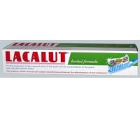 Lacalut Sensitive Herbal pasta de dinti