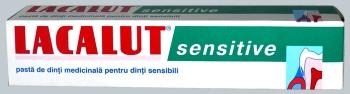 Lacalut Sensitive pasta de dinti