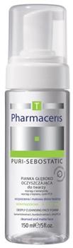Pharmaceris T Puri-Sebostatic Spuma Curatare Intensa