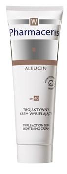 Pharmaceris W Albucin Crema pentru Albirea Tenului SPF 40