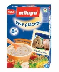 Milupa 7 cereale cu mere-copii peste 8 luni