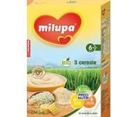 Milupa Bio 3 cereale